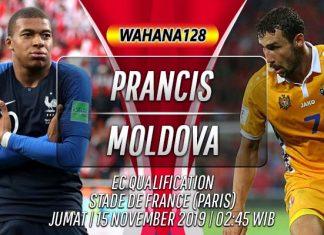 Prediksi Prancis vs Moldova 15 November 2019