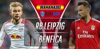 Prediksi RB Leipzig vs Benfica 28 November 2019