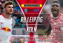 Prediksi RB Leipzig vs Koln 24 November 2019