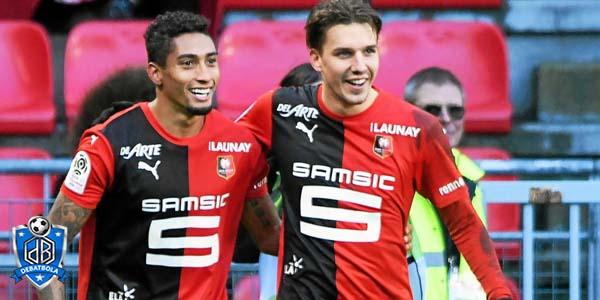 Prediksi Rennes vs Saint-Etienne 1 Desember 2019