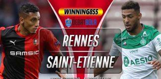 Prediksi Rennes vs Saint Etienne 1 Desember 2019