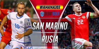 Prediksi San Marino vs Rusia 20 November 2019