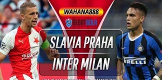 Prediksi Slavia Praha vs Inter Milan 28 November 2019
