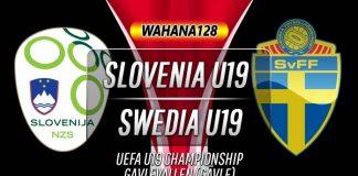 Prediksi Slovenia U19 vs Swedia U19 14 November 2019