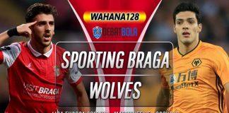 Prediksi Sporting Braga vs Wolves 29 November 2019
