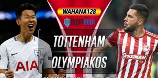 Prediksi Tottenham Hotspur vs Olympiakos 27 November 2019