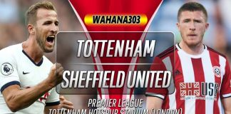 Prediksi Tottenham Hotspur vs Sheffield United 9 November 2019