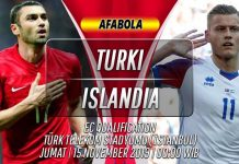 Prediksi Turki vs Islandia 15 November 2019