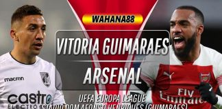 Prediksi Vitoria Guimaraes vs Arsenal 6 November 2019