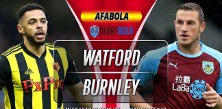 Prediksi Watford vs Burnley 23 November 2019