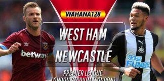 Prediksi West Ham vs Newcastle 2 November 2019