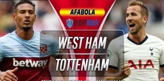 Prediksi West Ham vs Tottenham Hotspur 23 November 2019