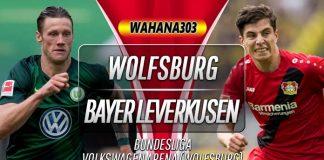 Prediksi Wolfsburg vs Leverkusen 10 November 2019