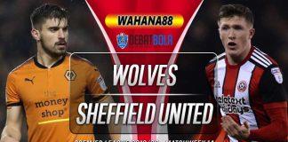 Prediksi Wolves vs Sheffield United 1 Desember 2019