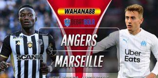 Prediksi Angers vs Marseille 4 Desember 2019