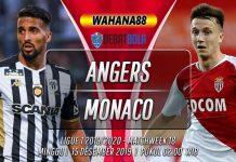 Prediksi Angers vs Monaco 15 Desember 2019
