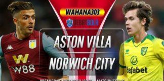 Prediksi Aston Villa vs Norwich City 26 Desember 2019