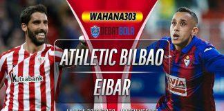 Prediksi Athletic Bilbao vs Eibar 15 Desember 2019