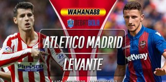 Prediksi Atletico Madrid vs Levante 5 Januari 2020