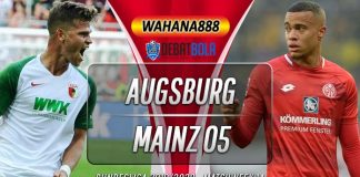 Prediksi Augsburg vs Mainz 7 Desember 2019