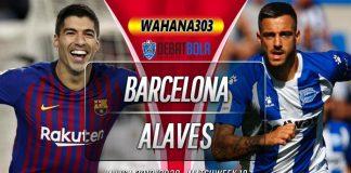 Prediksi Barcelona vs Deportivo Alaves 21 Desember 2019