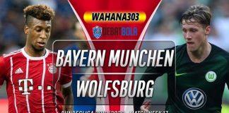 Prediksi Bayern Munchen vs Wolfsburg 21 Desember 2019