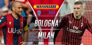 Prediksi Bologna vs Milan 9 Desember 2019