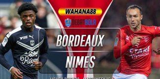 Prediksi Bordeaux vs Nimes 4 Desember 2019