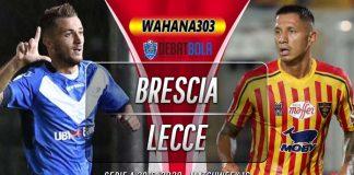 Prediksi Brescia vs Lecce 14 Desember 2019