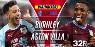 Prediksi Burnley vs Aston Villa 1 Januari 2020