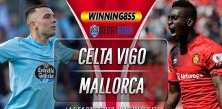 Prediksi Celta Vigo vs Mallorca 15 Desember 2019