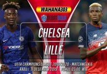 Prediksi Chelsea vs Lille 11 Desember 2019