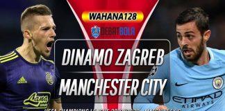 Prediksi Dinamo Zagreb vs Manchester City 12 Desember 2019