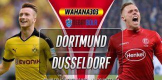 Prediksi Dortmund vs Fortuna Dusseldorf 7 Desember 2019