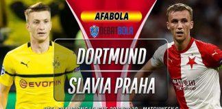 Prediksi Dortmund vs Slavia Praha 11 Desember 2019
