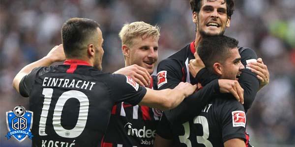 Prediksi Eintracht Frankfurt vs Hertha Berlin 7 Desember 2019