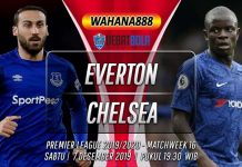 Prediksi Everton vs Chelsea 7 Desember 2019