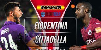 Prediksi Fiorentina vs Cittadella 4 Desember 2019
