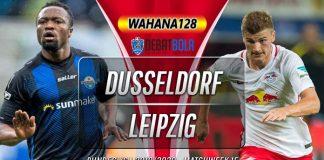 Prediksi Fortuna Dusseldorf vs RB Leipzig 15 Desember 2019