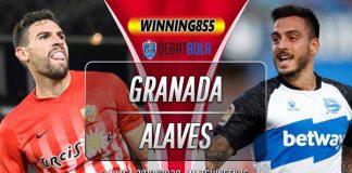Prediksi Granada vs Deportivo Alaves 7 Desember 2019