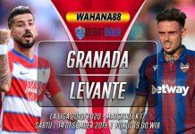 Prediksi Granada vs Levante 14 Desember 2019