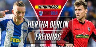 Prediksi Hertha Berlin vs Freiburg 14 Desember 2019