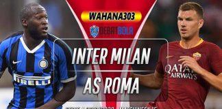 Prediksi Inter vs Roma 7 Desember 2019