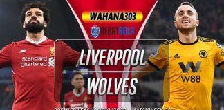 Prediksi Liverpool vs Wolves 29 Desember 2019