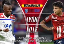 Prediksi Lyon vs Lille 4 Desember 2019