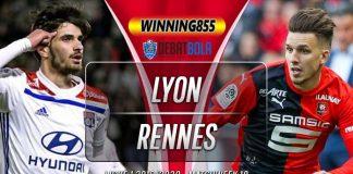 Prediksi Lyon vs Rennes 15 Desember 2019
