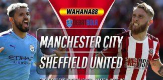 Prediksi Manchester City vs Sheffield United 30 Desember 2019