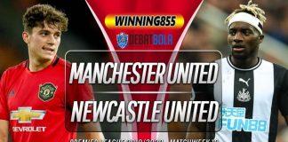 Prediksi Manchester United vs Newcastle United 27 Desember 2019