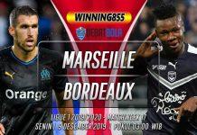 Prediksi Marseille vs Bordeaux 9 Desember 2019