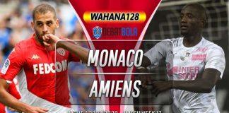 Prediksi Monaco vs Amiens 8 Desember 2019